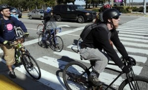 America pedaling toward more bike-friendly digs