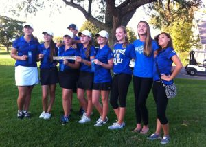 Lake Central wins school's first girls golf regional title