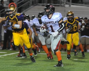 Gallery: Lowell at Hobart football