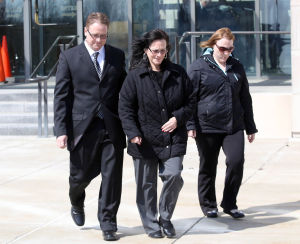 Lake Station mayor, wife, stepdaughter plead not guilty to corruption charges