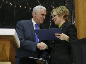 EDITORIAL: Pence offers ideas, but not solutions