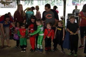 Kids in Capes draws more than 500 to support NICK Foundation