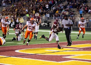 Beeks breaks loose as Chesterton downs LaPorte
