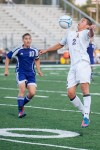 Chesterton soccer Zach Froman