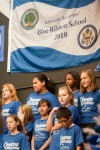 Myers Elementary School in Portage celebrates Blue Ribbon designation