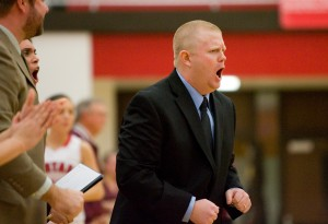JIM PETERS: Portage girls basketball coach Chris Seibert has lost 120 pounds