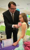 Dads, daughters dance the night away in Munster