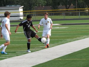 MONDAY'S ILLINOIS PREP ROUNDUP: Marian tops Andrew in boys soccer