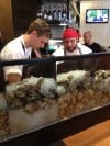 Fresh Oysters Shucked at GT Fish & Oyster in Downtown Chicago