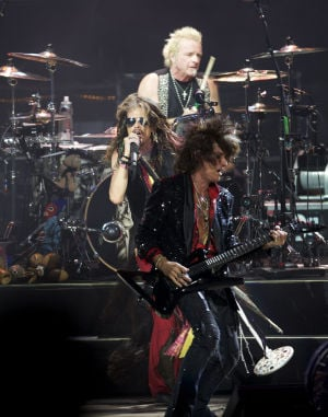 Aerosmith brings soaring sound to First Midwest Bank Amphitheatre