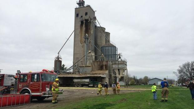 Four hurt in lacrosse grain elevator explosion fire for Laporte county jobs