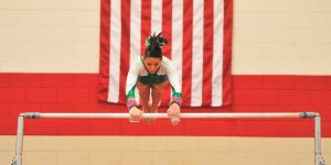 Valparaiso captures third straight DAC gymnastics title