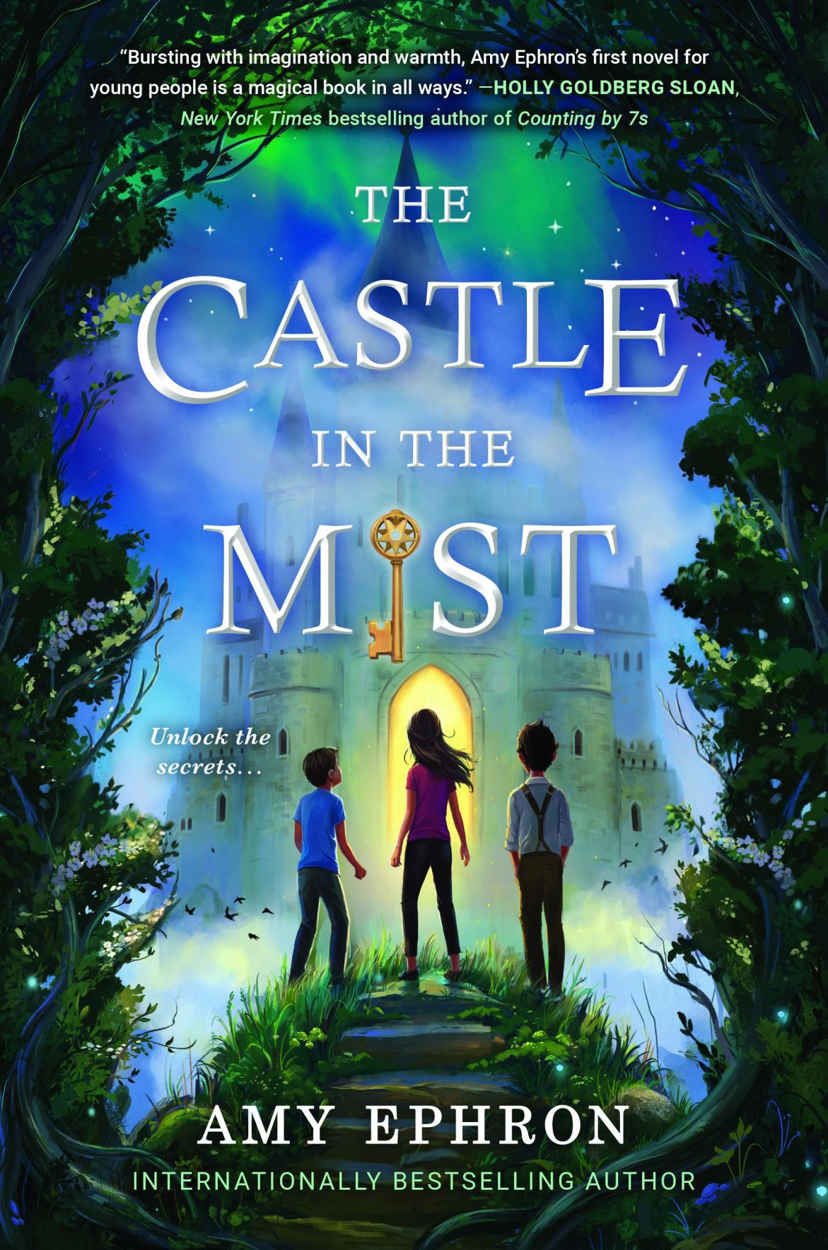 Book Review The Castle In The Mist By Amy Ephron