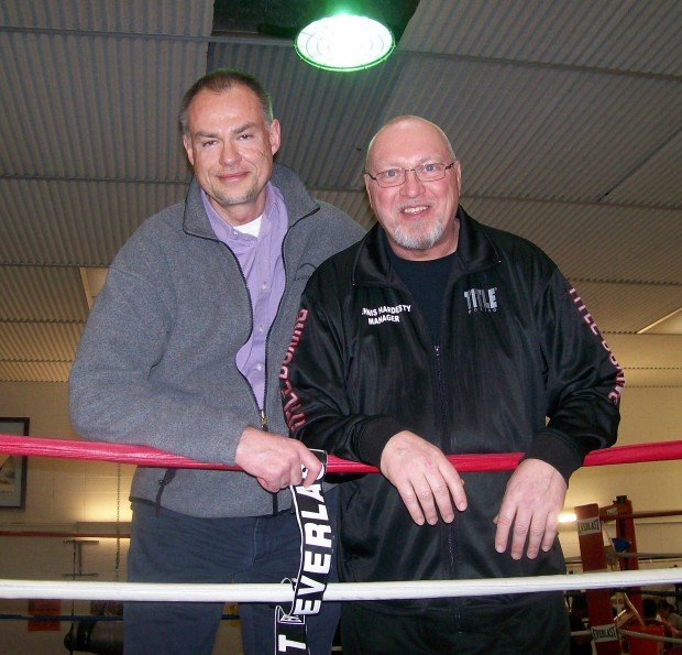 Rental Cars Dc: AL HAMNIK: Local Boxing Still Carries A Punch With