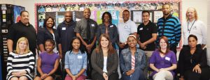 Dolton West Elementary D.148 welcomes new teachers