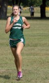 Alexa Beezhold emerging as a leader for Illiana's cross country team