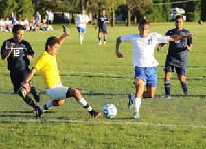 Boone Grove senior Azevedo never backs down from a tough challenge