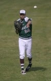 RailCats pitcher Ari Ronick
