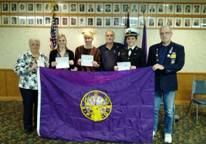 Highland Elks Lodge announces scholarship recipients