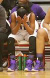 Gallery: Girls Semi-State Basketball: Merrillville vs Homestead