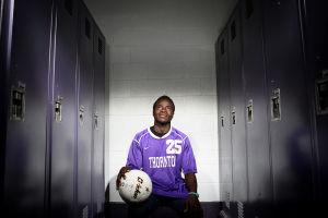 Thornton Township's Emmanuel Barjebo is Times boys soccer player of the year