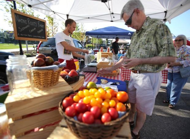 Valpo Farmers Market Helps Harvest Into Homes Valparaiso Community News