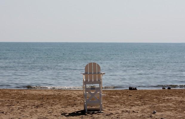 Jeorse Park Beach