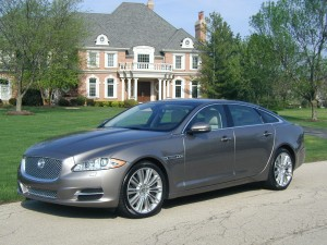 Jaguar XJ refines luxury standards