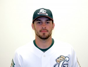 Moved up a day, starter Morgan Coombs takes RailCats perfect game into sixth in victory