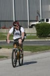 Bike trails replacing highways for some in the region