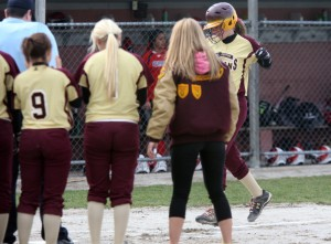 Leadoff hitter McKee provides offensive punch for Chesterton softball team