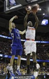 Jackson, Syracuse top Indiana State
