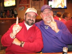 Andrean-Merrillville football fans come together to toast their teams