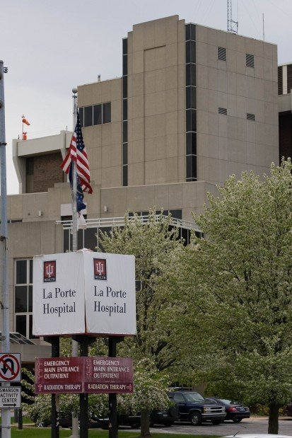 Laporte hospital lays off 112 employees northwest for Iu laporte hospital