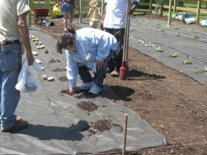 Garden grows to teach, help others at Woodland Park