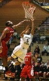 Arceneaux sparks Wright State past the Penguins