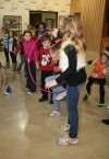 Crown Point kids bid farewell to 2012 with Grand Finale pizza party