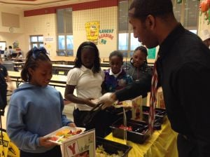 Gallery: Gary school lunch program