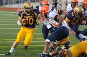 Hobart tramples West Side in season opener