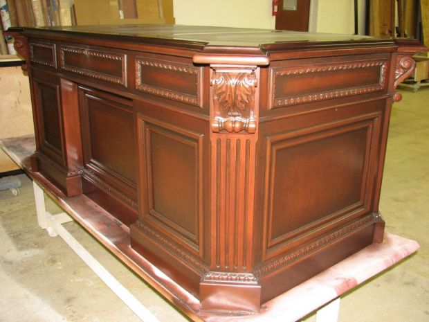 There are no bad times for a good cabinet maker   Fine