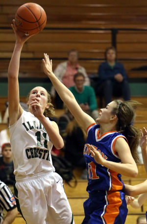 Illiana's Gabby Kreykes living up to expectations