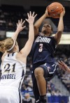 UConn beats Irish for Big East title