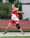 Rensselaer thrower Meeks signs letter of intent with Purdue track and field team