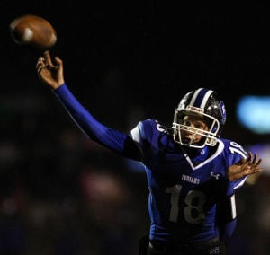Gallery: Merrillville at Lake Central football