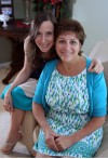 Woman celebrates Mother's Day with long-lost mom