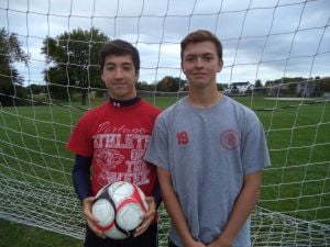 Schaefer twins leading Portage into the postseason