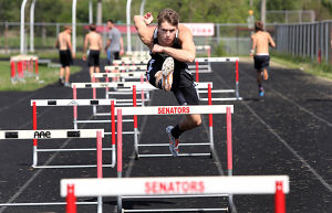 Washington Township hurdler Soliday makes the right choice, picking track over baseball