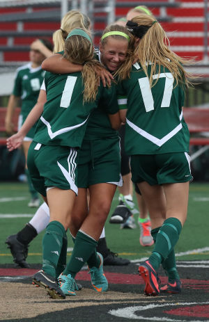 Gallery: Portage Girls Class 2A Soccer Sectional: Chesterton vs Valparaiso