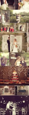 Real Weddings: Michelle & Dan, Part II