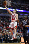 AL HAMNIK: Jimmer gives Bulls an added glimmer of hope